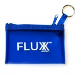 Plastic Carrying Pouch – Blue