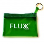 Plastic Carrying Pouch – Green